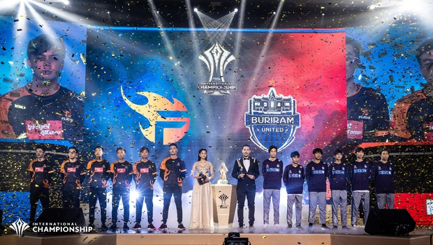 Tự hào: Liên Quân Việt Nam đánh bại Thái Lan, Team Flash lên ngôi vô địch AIC 2019, rinh giải thưởng 4,6 tỷ đồng - Ảnh 2.