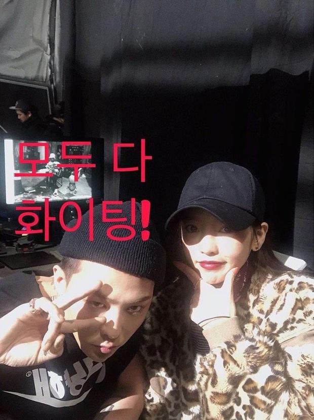 Goo Hara và Sulli qua đời: Fan lo khi G-Dragon, IU mất bạn thân; Heechul gây quan ngại khi đột ngột unfollow, để riêng tư Instagram - Ảnh 7.