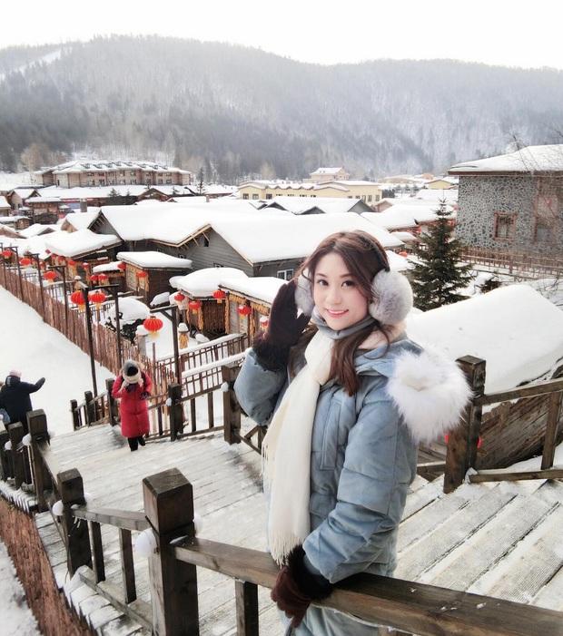 """Ngôi làng tuyết trắng đẹp không thua phim kiếm hiệp ở Trung Quốc, nhìn ảnh trên mạng và ngoài đời quả xứng tầm """"cực phẩm"""" - Ảnh 10."""