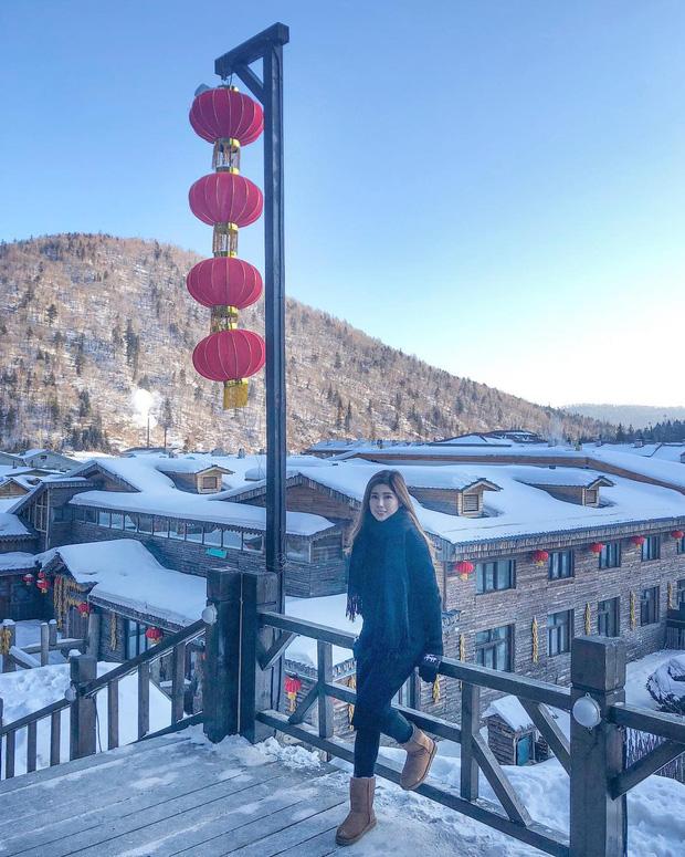 """Ngôi làng tuyết trắng đẹp không thua phim kiếm hiệp ở Trung Quốc, nhìn ảnh trên mạng và ngoài đời quả xứng tầm """"cực phẩm"""" - Ảnh 25."""