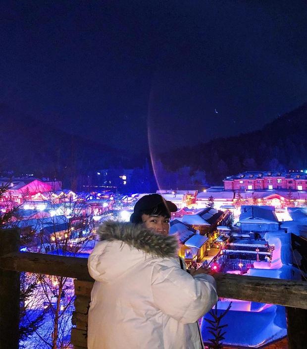 """Ngôi làng tuyết trắng đẹp không thua phim kiếm hiệp ở Trung Quốc, nhìn ảnh trên mạng và ngoài đời quả xứng tầm """"cực phẩm"""" - Ảnh 18."""