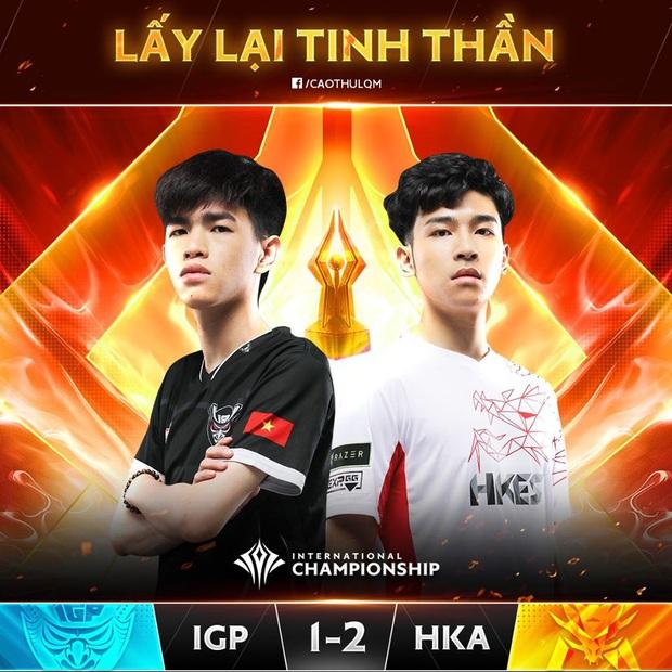 Thất bại đáng tiếc trước HongKong Attitude, HTVC IGP Gaming xếp thứ 4 tại AIC, nhận giải thưởng 30.000 USD - Ảnh 3.