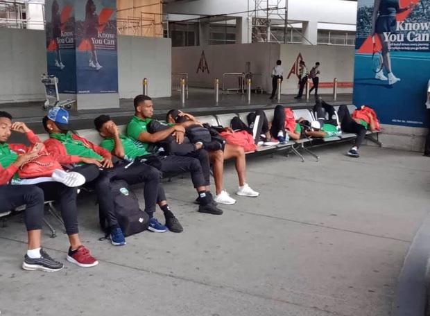 Chủ nhà Philippines và những lần mất điểm ngay trước giờ SEA Games khởi tranh: Tiếp đón thiếu chu đáo, sân đấu chưa hoàn thiện - Ảnh 3.
