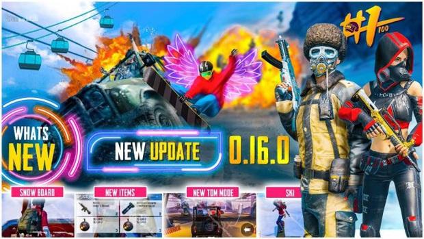 PUBG Mobile: Bản Update mới mang mùa đông đến với Erangel cùng chế độ Death Race siêu hấp dẫn - Ảnh 1.