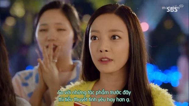 Vai cameo cuối cùng sự nghiệp của Goo Hara ở It's Okay That Love - Ảnh 3.