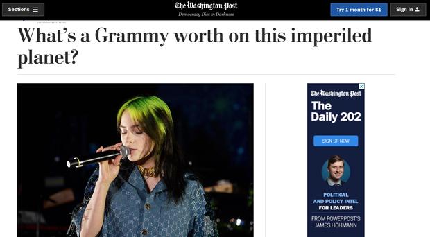 Grammy 2020 bị chỉ trích: phân biệt chủng tộc, xuống cấp, không đủ uy tín và không phản ánh được ngành công nghiệp âm nhạc nữa? - Ảnh 2.