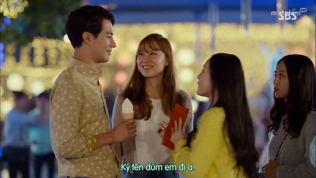 Vai cameo cuối cùng sự nghiệp của Goo Hara ở It's Okay That Love - Ảnh 4.