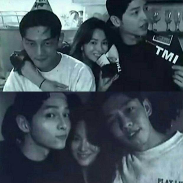 Lần đầu tiên sau vụ ly dị 2000 tỷ, Song Hye Kyo và tài tử Yoo Ah In mới công khai khoe ảnh thân mật thế này - Ảnh 5.