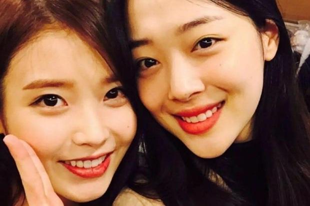 Goo Hara và Sulli qua đời: Fan lo khi G-Dragon, IU mất bạn thân; Heechul gây quan ngại khi đột ngột unfollow, để riêng tư Instagram - Ảnh 2.