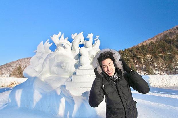 """Ngôi làng tuyết trắng đẹp không thua phim kiếm hiệp ở Trung Quốc, nhìn ảnh trên mạng và ngoài đời quả xứng tầm """"cực phẩm"""" - Ảnh 15."""