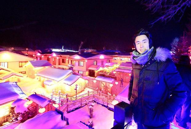 """Ngôi làng tuyết trắng đẹp không thua phim kiếm hiệp ở Trung Quốc, nhìn ảnh trên mạng và ngoài đời quả xứng tầm """"cực phẩm"""" - Ảnh 19."""