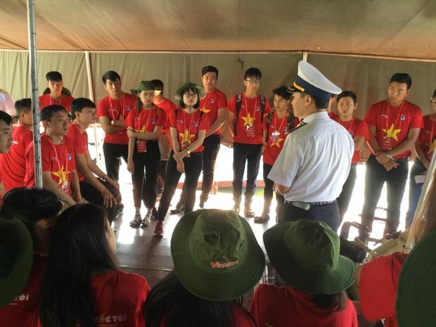 Hành trình Tôi yêu Tổ quốc tôi tại Đà Nẵng: Tổ quốc nhìn từ biển - Ảnh 1.