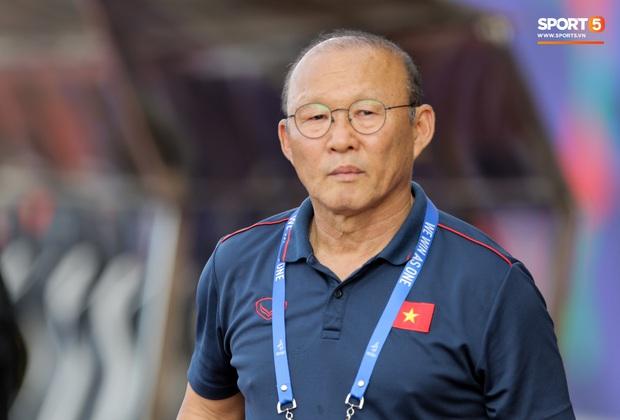 HLV Park Hang-seo không vui dù U22 Việt Nam mở màn SEA Games bằng chiến thắng 6 sao - Ảnh 2.