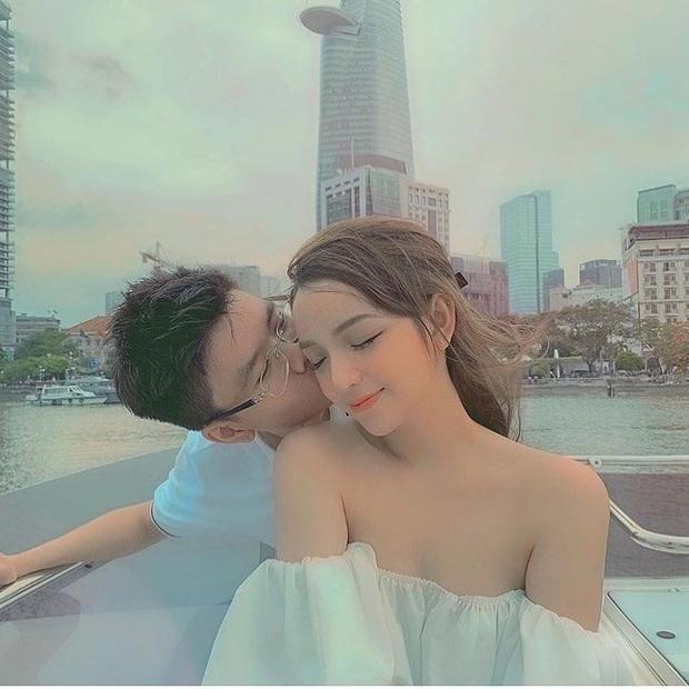 Thiếu gia Phan Hoàng và bạn gái kể hết chuyện yêu đương, tiết lộ cả lý do quay lại lẫn dự định kết hôn - Ảnh 1.