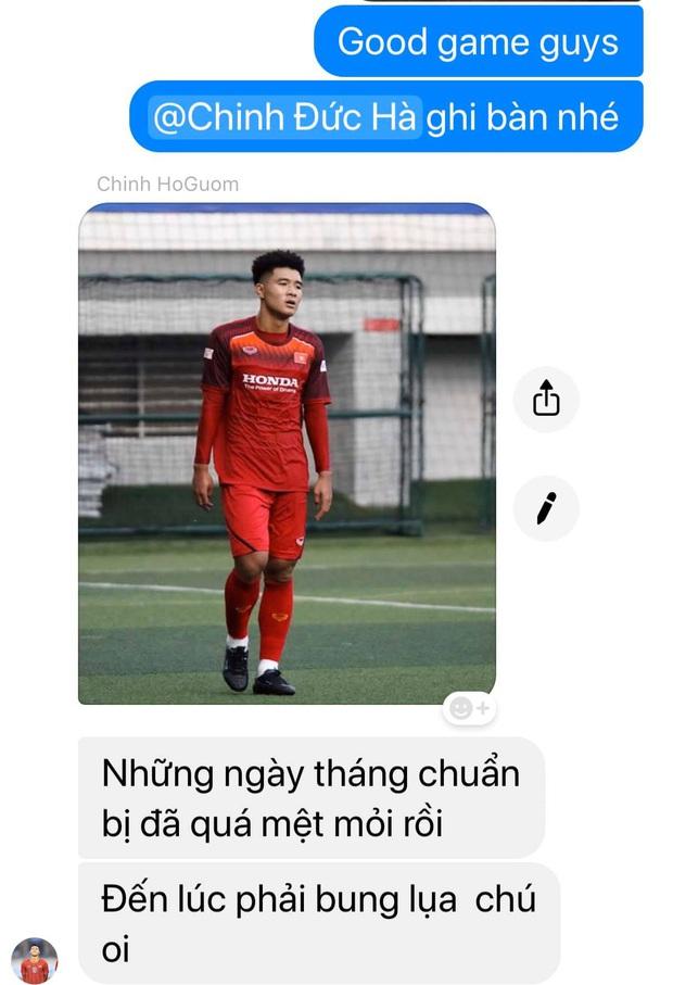 Đức Chinh đã