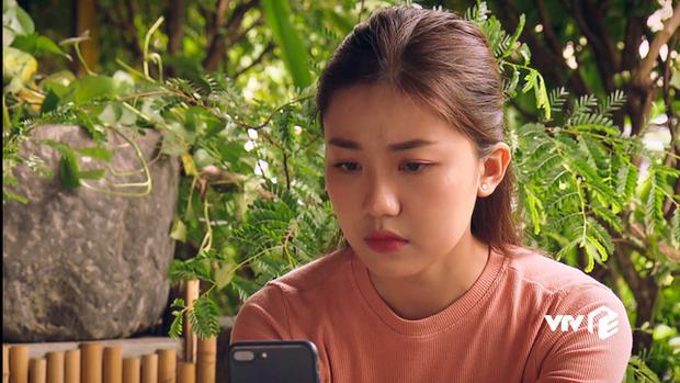 Lương Thanh chưa hết vai Trà Tiểu tam ở Hoa Hồng Trên Ngực Trái đã đầu thai làm bạn gái Mạnh Trường (Sinh Tử)? - Ảnh 1.