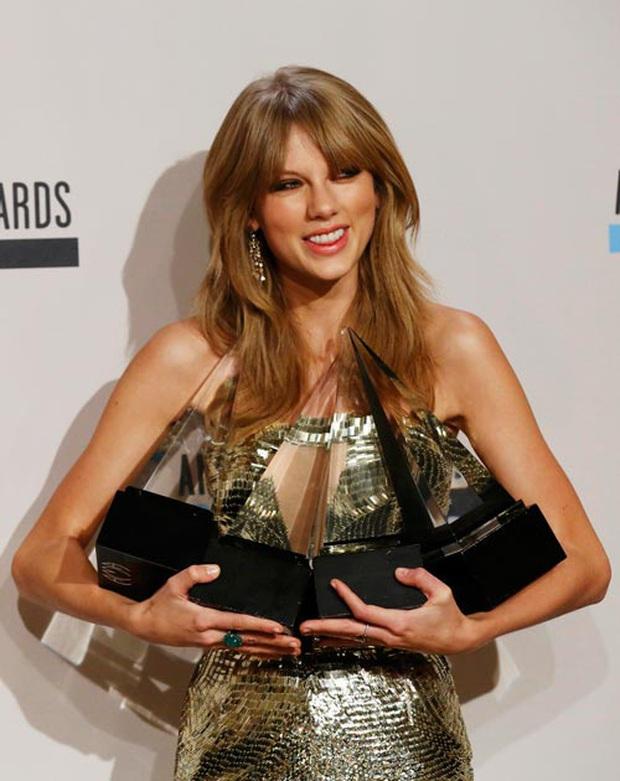10 năm, 5 album và loạt kỉ lục, chẳng ai có thể phủ nhận Taylor Swift là nghệ sĩ nổi bật nhất trong thập kỉ vừa qua! - Ảnh 7.