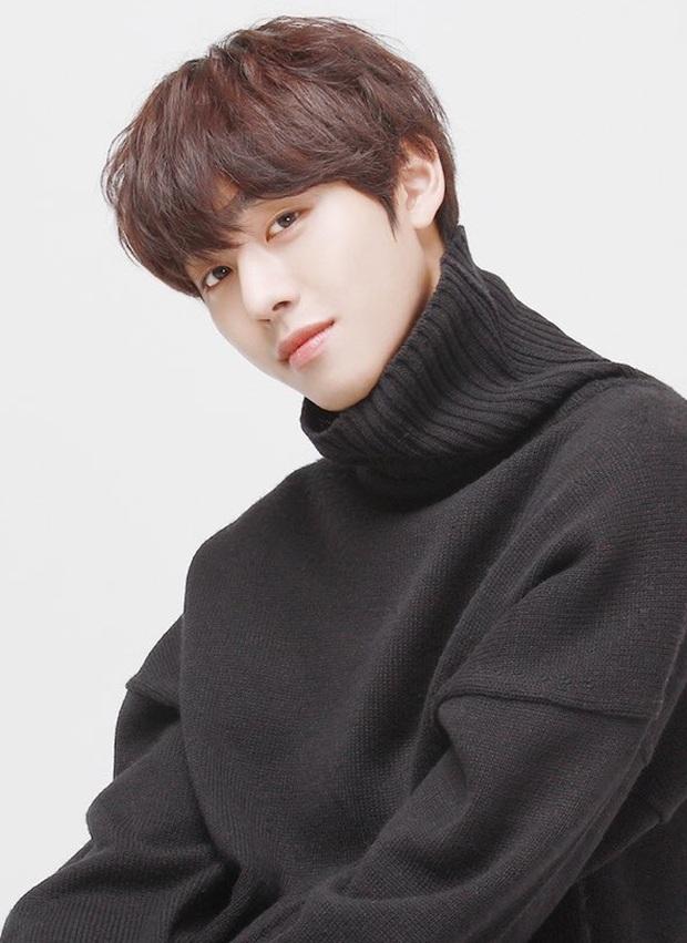 Khoảnh khắc đẹp mê của mĩ nam AAA ăn bún bò Ahn Hyo Seop: Cười lên cưng xỉu, cởi áo khiến chị em mất máu - Ảnh 3.