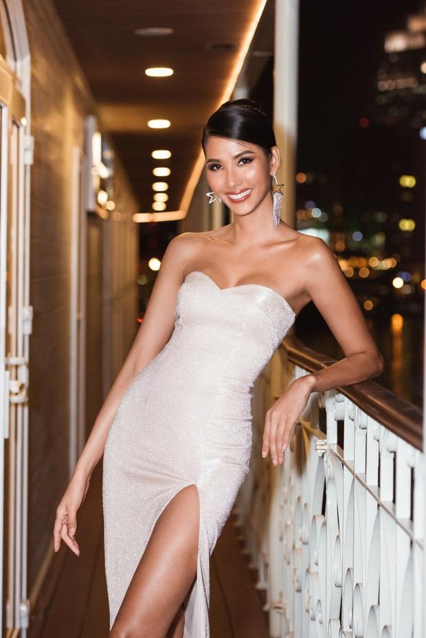 HHen Niê tiết lộ về sự cố tại Miss Universe, khuyên Hoàng Thùy mặc thử trang phục dân tộc 2 tiếng để kiểm tra - Ảnh 3.