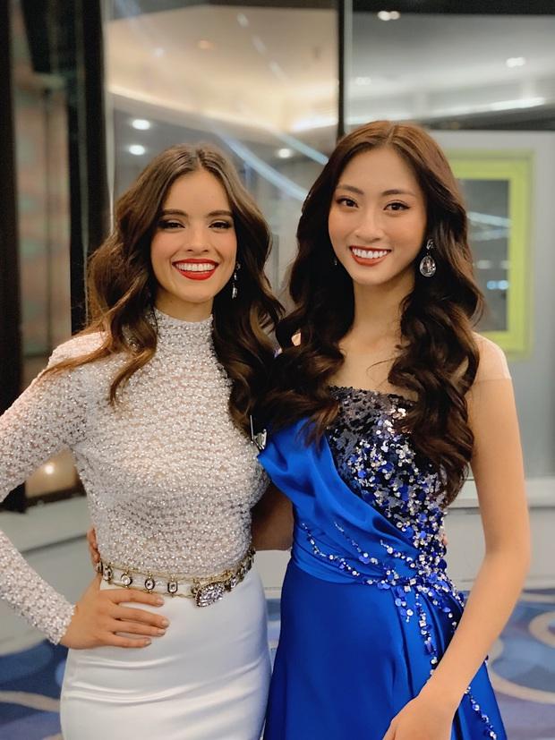 Lương Thùy Linh được đặc cách, có tin vui đầu tiên tại Miss World dù khởi hành muộn hơn các thí sinh hẳn 3 ngày - Ảnh 1.