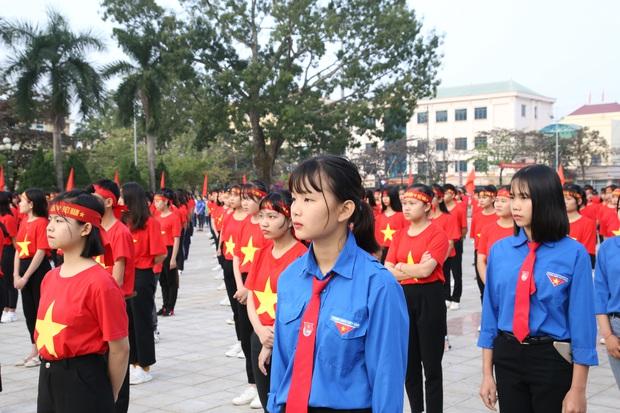 1.200 hội viên, thanh niên tỉnh Điện Biên tham gia hành trình Tôi yêu Tổ quốc tôi - Ảnh 2.