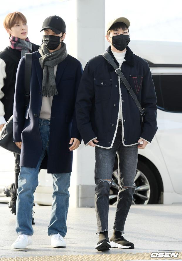 Dàn sao từ Hàn sang Hà Nội dự AAA sáng nay: Yoona buồn bã, Jang Dong Gun, GOT7 vừa khởi hành, sân bay đầy không khí đau thương - Ảnh 14.