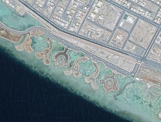 Hình ảnh từ trên cao cho thấy sự tác động của con người đến Trái Đất - Ảnh 2.