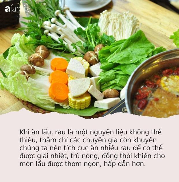 Ăn lẩu vào ngày lạnh: Những loại rau nên tránh nhúng vì có thể sản sinh độc tố gây nguy hại cho sức khỏe - Ảnh 1.