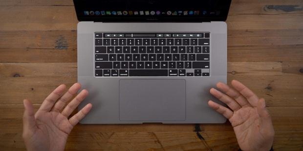 MacBook Pro 16 inch sử dụng bàn phím của năm 2015, nhưng hóa ra Apple đã cải tiến đáng kể - Ảnh 1.