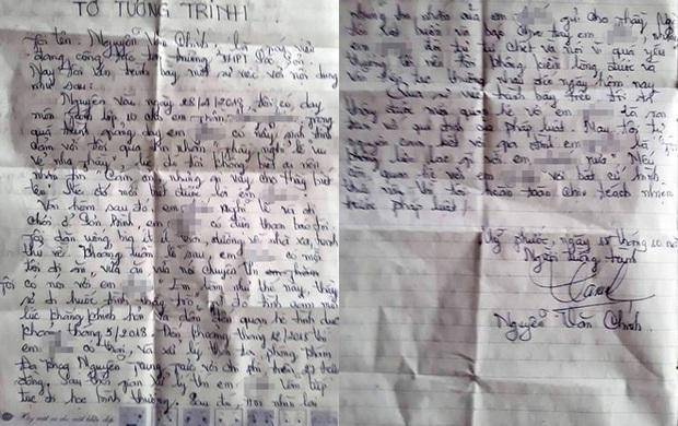 Bắt tạm giam 4 tháng với thầy giáo 55 tuổi để điều tra sau vụ việc quan hệ tình cảm khiến nữ sinh lớp 10 mang bầu - Ảnh 1.