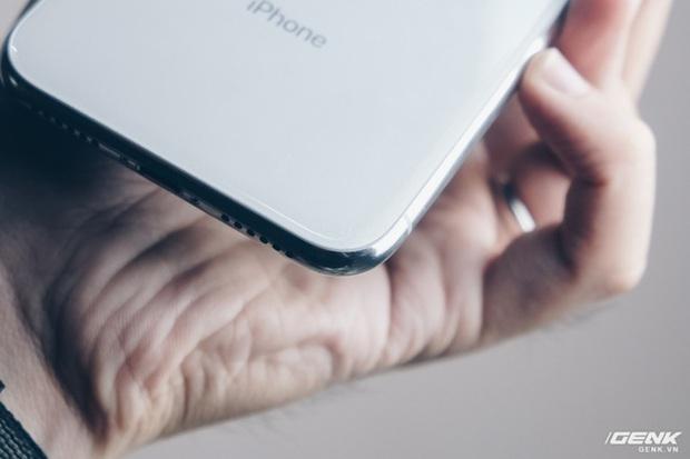 Dùng iPhone X không dán màn hình, không ốp lưng trong 2 năm: Chiếc máy của tôi bây giờ ra sao? - Ảnh 2.