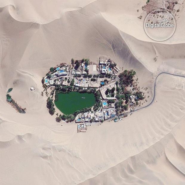 Hình ảnh từ trên cao cho thấy sự tác động của con người đến Trái Đất - Ảnh 11.