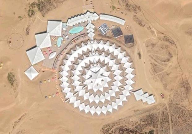 Hình ảnh từ trên cao cho thấy sự tác động của con người đến Trái Đất - Ảnh 15.