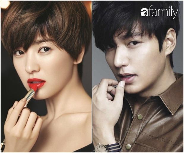 Song Hye Kyo khi để tóc ngắn ngủn: Người khen đẹp, người kêu nam tính, thậm chí còn giống Lee Min Ho? - Ảnh 3.