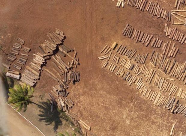 Hình ảnh từ trên cao cho thấy sự tác động của con người đến Trái Đất - Ảnh 3.