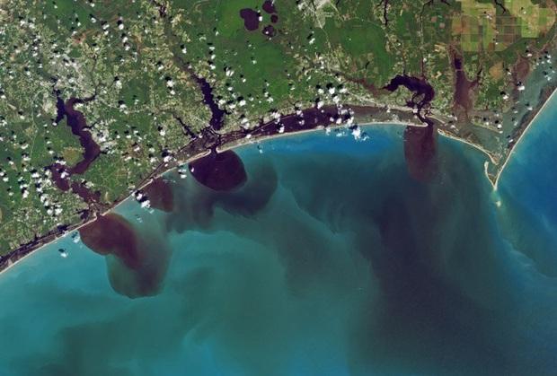 Hình ảnh từ trên cao cho thấy sự tác động của con người đến Trái Đất - Ảnh 4.