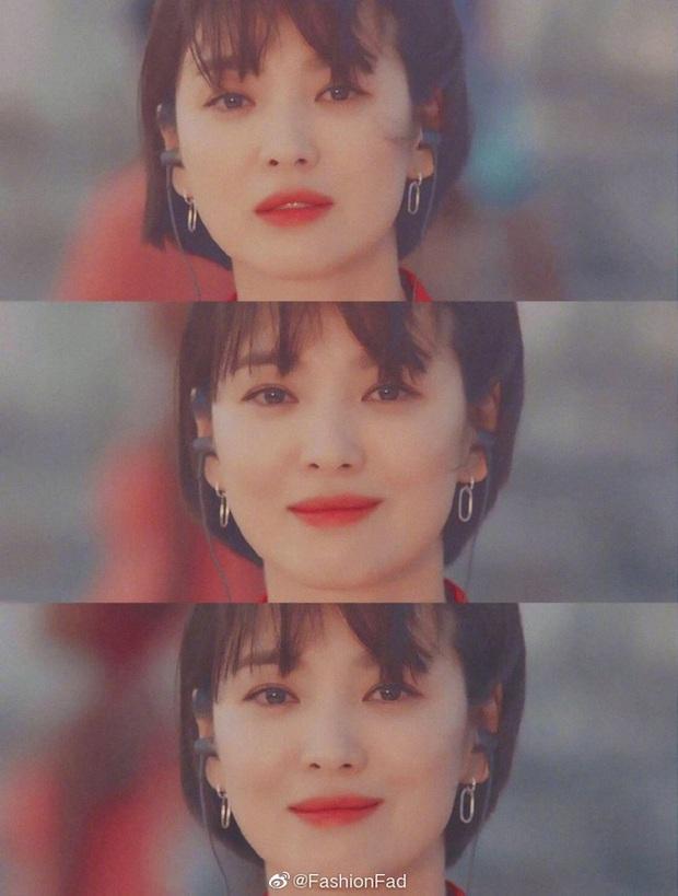 Song Hye Kyo khi để tóc ngắn ngủn: Người khen đẹp, người kêu nam tính, thậm chí còn giống Lee Min Ho? - Ảnh 5.