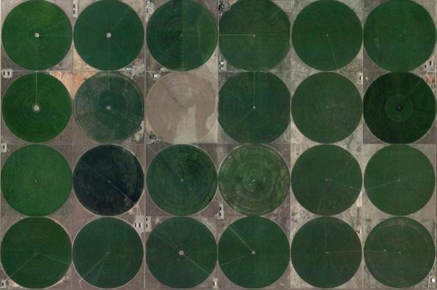 Hình ảnh từ trên cao cho thấy sự tác động của con người đến Trái Đất - Ảnh 5.