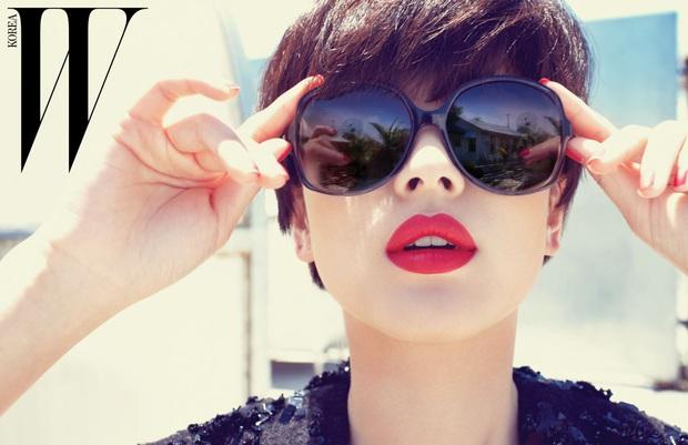 Song Hye Kyo khi để tóc ngắn ngủn: Người khen đẹp, người kêu nam tính, thậm chí còn giống Lee Min Ho? - Ảnh 6.