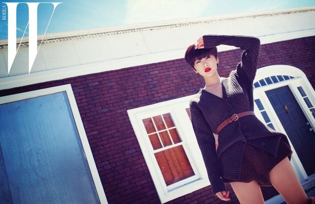 Song Hye Kyo khi để tóc ngắn ngủn: Người khen đẹp, người kêu nam tính, thậm chí còn giống Lee Min Ho? - Ảnh 8.