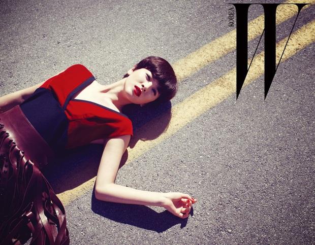 Song Hye Kyo khi để tóc ngắn ngủn: Người khen đẹp, người kêu nam tính, thậm chí còn giống Lee Min Ho? - Ảnh 9.
