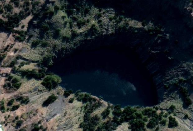 Hình ảnh từ trên cao cho thấy sự tác động của con người đến Trái Đất - Ảnh 9.