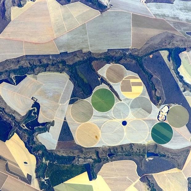 Hình ảnh từ trên cao cho thấy sự tác động của con người đến Trái Đất - Ảnh 10.