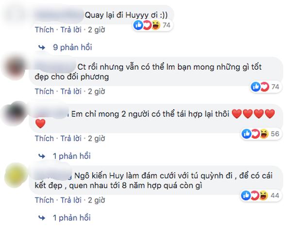 Ngô Kiến Huy bất ngờ kêu gọi cày view cho bà Dâu Khổng Tú Quỳnh, fan nhìn không dám tin vào mắt mình - Ảnh 5.
