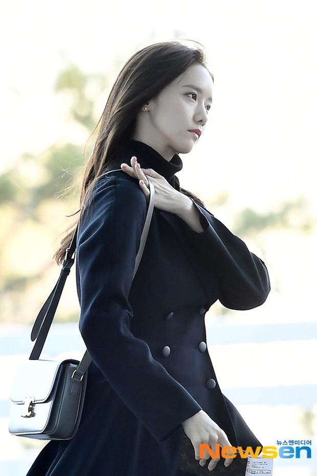 Dàn sao từ Hàn sang Hà Nội dự AAA sáng nay: Yoona buồn bã, Jang Dong Gun, GOT7 vừa khởi hành, sân bay đầy không khí đau thương - Ảnh 6.