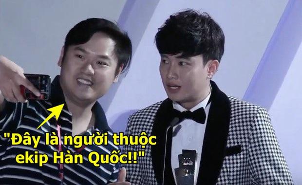 Cư dân mạng quá nhanh tay: người đàn ông có hành vi phản cảm với Quốc Trường tại AAA là người Việt 100%, không phải người Hàn? - Ảnh 2.