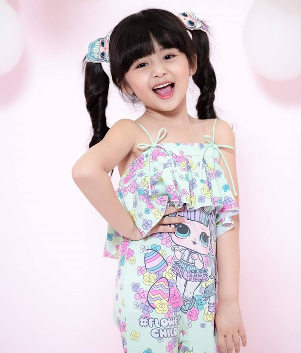 Hoa hậu nhí Thái Lan gây sốt Weibo: Chỉ mới 6 tuổi nhưng nhan sắc, thần thái được ví là Tiểu Baifern - Ảnh 11.