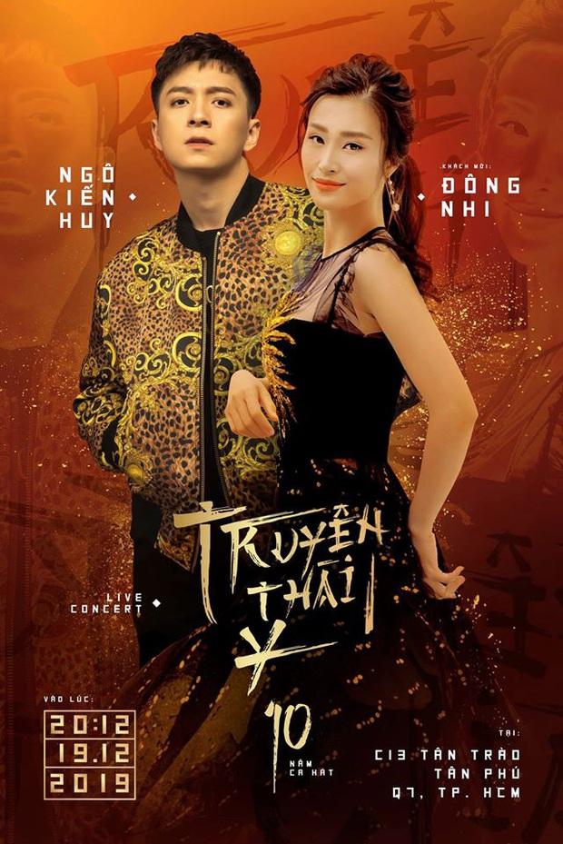 Đông Nhi chính là khách mời đầu tiên trong show 10 năm của Ngô Kiến Huy, thử đoán xem 6 người còn lại là ai? - Ảnh 2.