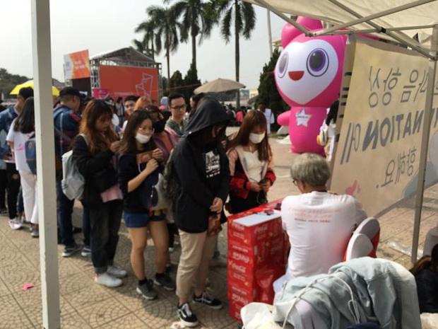 Ngay lúc này: Loạt project quá đỉnh từ fandom Kpop Việt Nam khiến không khí tại SVĐ Mỹ Đình ngày càng nóng dần lên! - Ảnh 12.