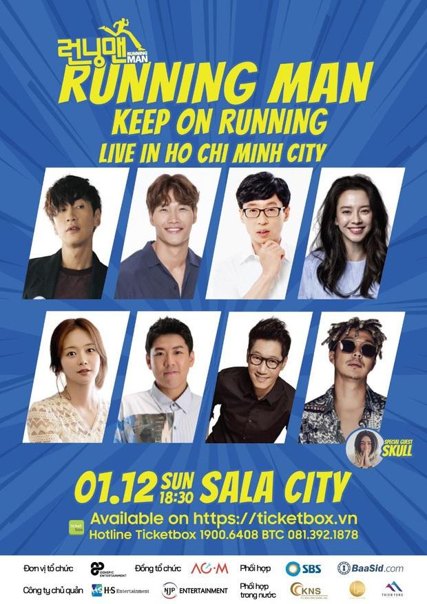 Các cặp đôi hot nhất Running Man tình tứ công khai ở fanmeeting: Monday Couple đâu bằng Song Joong Ki - Kwang Soo - Ảnh 22.